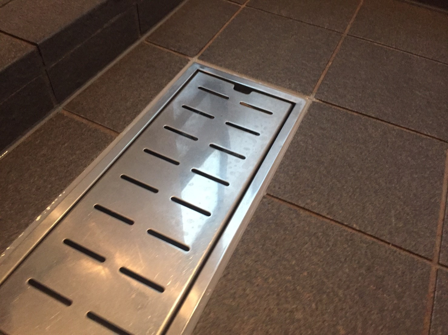 タイル貼り浴室メンテナンス